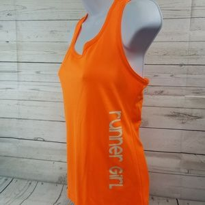 Tops - 3/$25 Tank Top  back design Perfect for Sport